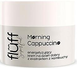 Perfumería y cosmética Crema de día con extracto de kombucha - Fluff Morning Cappuccino Day Face Cream
