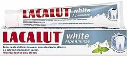 Perfumería y cosmética Pasta dental con sabor a menta alpina - Lacalut White Alpenminze Toothpaste