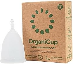 Perfumería y cosmética Copa menstrual orgánica vegana, talla B - OrganiCup