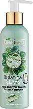 Perfumería y cosmética Pasta de limpieza facial vegana con arcilla verde - Bielenda Botanical Clays Vegan Face Wash Paste Green Clay