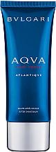 Perfumería y cosmética Bvlgari Aqva Pour Homme Atlantiqve - Bálsamo aftershave