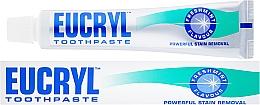 Perfumería y cosmética Pasta dental antimanchas con sabor a menta fresca - Eucryl Freshmint Flavour Toothpaste