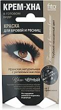 Perfumería y cosmética Crema de henna para cejas y pestañas - Fito Cosmetic