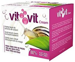 Perfumería y cosmética Crema facial con baba de caracol - Diet Esthetic Vit Vit Cream
