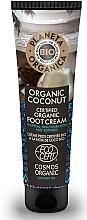 Perfumería y cosmética Crema de pies con aceite de coco - Planeta Organica Organic Coconut Foot Cream