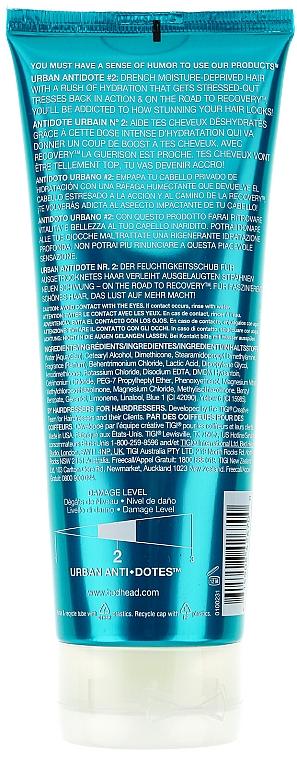 Acondicionador hidratante con ácido láctico - Tigi Tigi Bed Head Urban Anti+dotes Recovery Conditioner — imagen N3