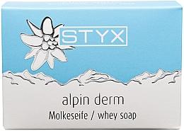 Perfumería y cosmética Jabón con extracto de milenrama - Styx Naturcosmetic Alpin Derm Soap