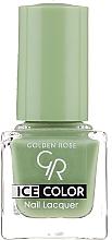 Perfumería y cosmética Esmalte de uñas - Golden Rose Ice Color Nail Lacquer