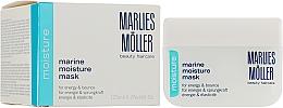 Perfumería y cosmética Mascarilla para cabello revitalizante con extracto de perlas y minerales marinos - Marlies Moller Marine Moisture Mask
