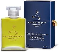 Perfumería y cosmética Aceite de baño y ducha de rosa, geranio y olíbano - Aromatherapy Associates Support Equilibrium Bath & Shower Oil