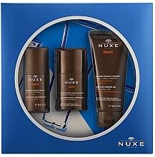 Perfumería y cosmética Set (deo/50ml + gel facial/50ml + gel de ducha/100ml) - Nuxe Men
