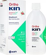 Perfumería y cosmética Enjuague bucal de fresa mentolada - Kin Ortho Mouthwash