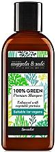 Perfumería y cosmética Champú premium con proteínas vegetales, apto para veganos - Nuggela & Sule 100% Green Shampoo
