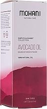 Perfumería y cosmética Aceite natural de aguacate - Mohani Avocado Oil