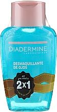 Perfumería y cosmética Desmaquillante de ojos - Diadermine ( desmaquillante de ojos/2x125ml)