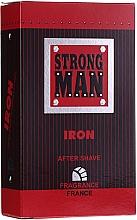 Perfumería y cosmética Loción aftershave - Strong Men After Shave Iron