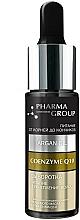 Perfumería y cosmética Sérum nutritivo de cabello con aceite de argán y coenzima Q10 - Pharma Group Laboratories