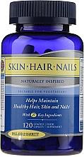 Perfumería y cosmética Complemento alimenticio en cápsulas para el fortalecimiento del cabello y uñas - Holland & Barrett Skin Hair And Nails Naturally Inspired