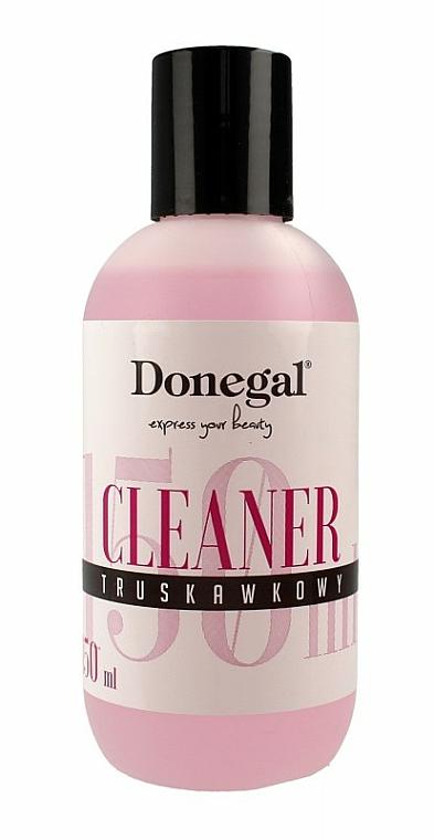 Desengresante de uñas con aroma a fresa - Donegal Cleaner
