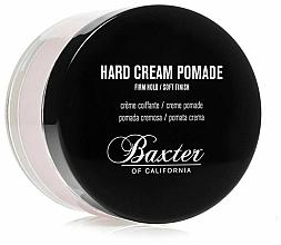 Perfumería y cosmética Pomada para cabello de fijación fuerte - Baxter of California Hard Cream Pomade