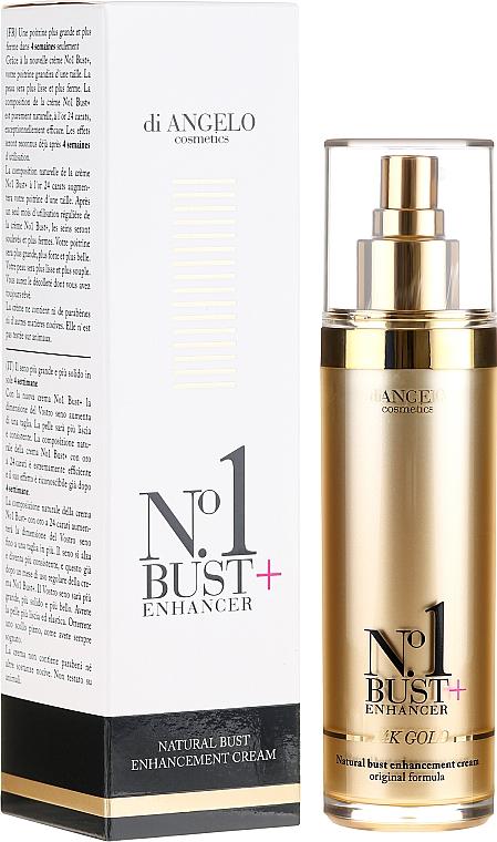Crema para escote y busto con ácido málico y extracto de peonia - Di Angelo No.1 Bust Cream — imagen N1