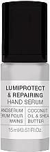 Perfumería y cosmética Sérum de manos con aceite de coco - Alessandro International Spa Lumiprotect & Repairing Hand Serum