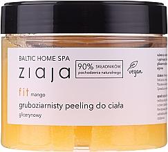 Perfumería y cosmética Peeling corporal con extracto de higo y cafeína - Ziaja Baltic Home SPA Body Peeling