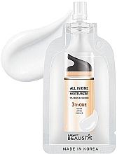 Perfumería y cosmética Crema facial hidratante con vitaminas - Beausta All In One Moisturize