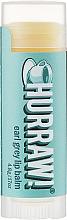 Perfumería y cosmética Bálsamo labial eco con aceite de bergamota, aroma a té gris - Hurraw! Earl Grey Lip Balm