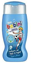 Perfumería y cosmética Champú y gel de ducha con extracto de avena y probiótico ''súper futbolista'' - Bobini