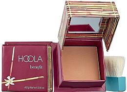 Perfumería y cosmética Polvo bronceador mate - Benefit Hoola Matte Bronzing Powder (mini)