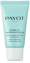 Perfumería y cosmética Mascarilla facial hidratante con mica, urea, hialuronato de sodio y extracto de sandía - Payot Hydra 24 Super Hydrating Comforting Mask