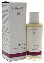 Perfumería y cosmética Esencia de baño nutritiva con aroma a rosa - Dr. Hauschka Rose Nurturing Bath Essence