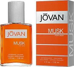 Perfumería y cosmética Jovan Musk For Men - Loción aftershave