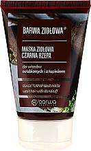 Perfumería y cosmética Mascarilla capilar a base de hierbas con rábano negro - Barwa Color Herbal Mask
