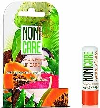 Perfumería y cosmética Bálsamo labial con filtro UV, extracto de noni, papaya y aloe - Nonicare Garden Of Eden Lip Care