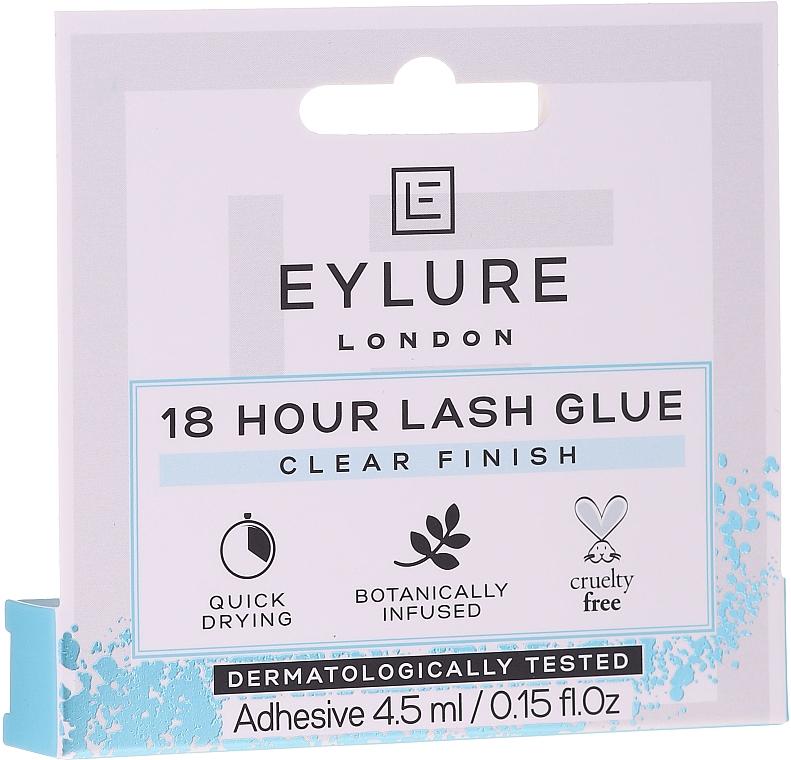 Pegamento hipoalergénico para pestañas postizas - Eylure 18 Hour Lash Glue Clear Finish