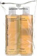 Perfumería y cosmética Set facial - Germaine de Capuccini (loción/300ml + aceite desmaquillante/300ml)