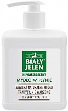 Perfumería y cosmética Jabón líquido hipoalergénico - Bialy Jelen Hypoallergenic Soap