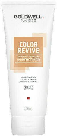 Acondicionador de cabello colorante - Goldwell Dualsenses Color Revive Conditioner