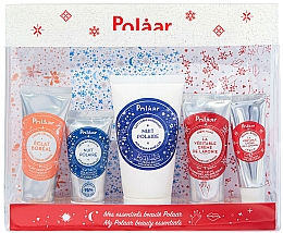 Perfumería y cosmética Set - Polaar Polaar Christmas 2020 My Beauty Essentials Gift Set (crema facial/25ml + crema facial/15ml + leche corporal/50ml + crema de manos/25ml + bálsamo labial/10ml)