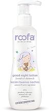 Perfumería y cosmética Loción corporal con extracto de lavanda y camomila - Roofa Good Night Lotion