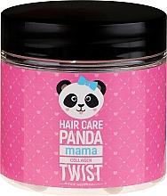 Perfumería y cosmética Complemento alimenticio en cápsulas de colágeno marino para cabello después del embarazo, 30 cáp. - Noble Health Hair Care Panda Collagen Twist Mama