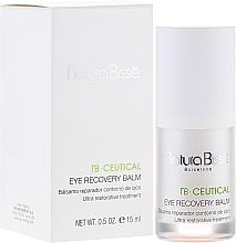 Perfumería y cosmética Bálsamo para contorno de ojos con bisabolol y extracto de proteína de trigo - Natura Bisse NB Ceutical Eye Recovery Balm