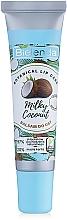 Perfumería y cosmética Bálsamo labial con leche de coco - Bielenda Milky Coconut Lip Balm