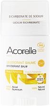 Perfumería y cosmética Desodorante-bálsamo 100% natural con aroma a ylang- ylang & rosa de palma - Acorelle Deodorant Balm