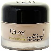 Crema para contorno de ojos con vitaminas y antioxidantes - Olay Total Effects 7 In One Eye Cream — imagen N1
