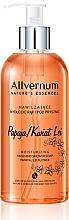 Perfumería y cosmética Jabón líquido para manos y cuerpo con papaya y plumeria - Allverne Nature's Essences Hand And Shower Soap