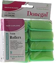 Perfumería y cosmética Rulos de espuma 25 mm, 8 uds. - Donegal Sponge Curlers