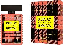 Perfumería y cosmética Replay Signature Re-verse For Woman - Eau de toilette